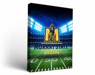 Murray State Racers Stadium Canvas Wall Art