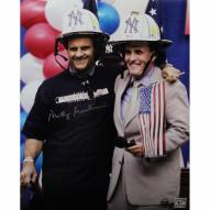 """Guiliani/Torre Signed 16"""" x 20"""" Photo"""