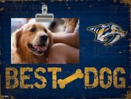 Nashville Predators Best Dog Clip Frame