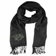Nashville Predators Black Pashi Fan Scarf