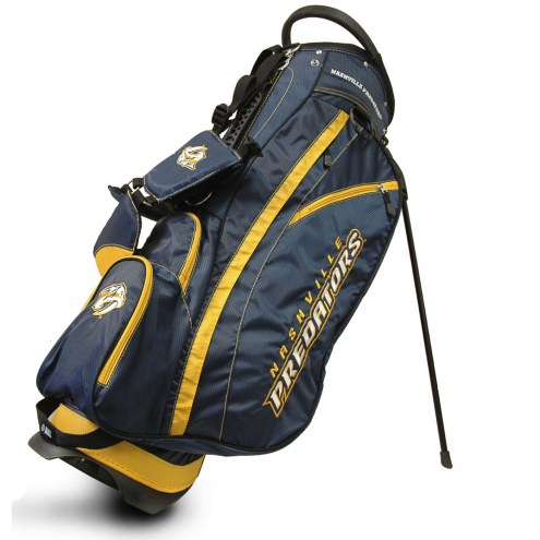 Nashville Predators Fairway Golf Carry Bag