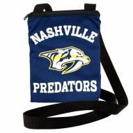Nashville Predators Game Day Pouch