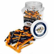 Nashville Predators 175 Golf Tee Jar