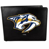 Nashville Predators Large Logo Bi-fold Wallet