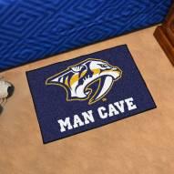 Nashville Predators Man Cave Starter Mat