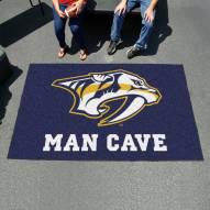 Nashville Predators Man Cave Ulti-Mat Rug
