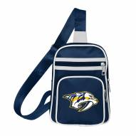 Nashville Predators Mini Cross Sling Bag