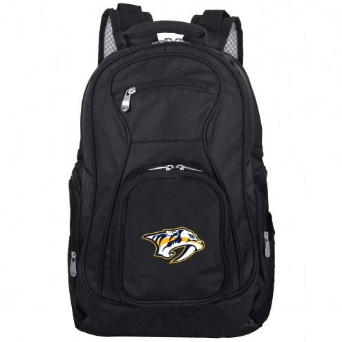 Nashville Predators Laptop Travel Backpack
