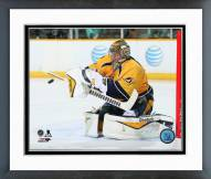 Nashville Predators Pekka Rinne Action Framed Photo