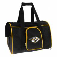 Nashville Predators Premium Pet Carrier Bag