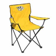 Nashville Predators Quad Folding Chair