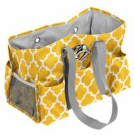 Nashville Predators Quatrefoil Weekend Bag