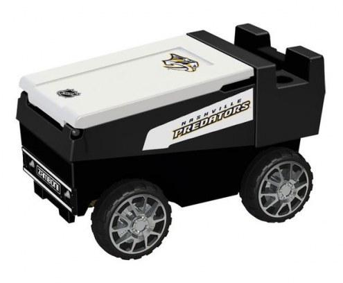 Nashville Predators Remote Control Zamboni Cooler