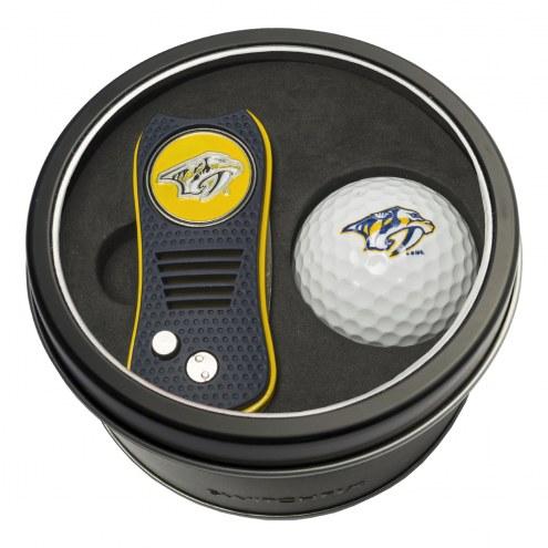 Nashville Predators Switchfix Golf Divot Tool & Ball