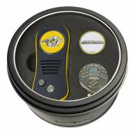 Nashville Predators Switchfix Golf Divot Tool, Hat Clip, & Ball Marker