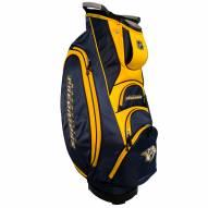 Nashville Predators Victory Golf Cart Bag