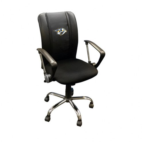 Nashville Predators XZipit Curve Desk Chair