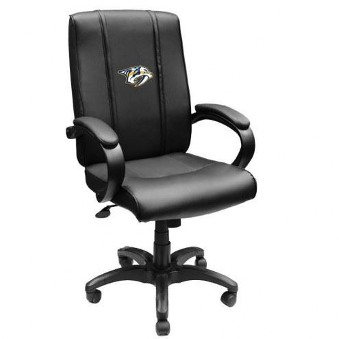 Nashville Predators XZipit Office Chair 1000