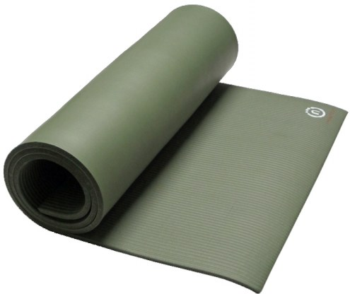 Natural Fitness Powerhouse Mat- Olive