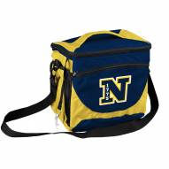 Navy Midshipmen 24 Can Cooler