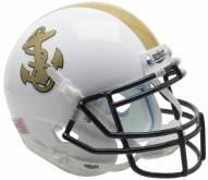 Navy Midshipmen Alternate 1 Schutt Mini Football Helmet