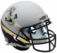 Navy Midshipmen Alternate 2 Schutt Mini Football Helmet
