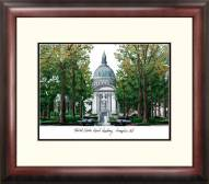 Navy Midshipmen Alumnus Framed Lithograph