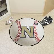 Navy Midshipmen Baseball Rug