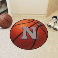 Navy Midshipmen Basketball Mat