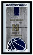 Navy Midshipmen Basketball Mirror