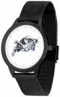 Navy Midshipmen Black Mesh Statement Watch