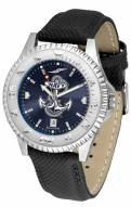Navy Midshipmen Competitor AnoChrome Men's Watch