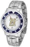 Navy Midshipmen Competitor Steel Men's Watch