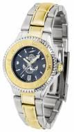 Navy Midshipmen Competitor Two-Tone AnoChrome Women's Watch