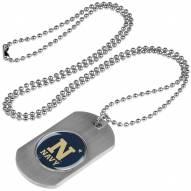 Navy Midshipmen Dog Tag