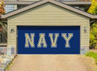 Navy Midshipmen Double Garage Door Banner