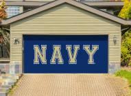 Navy Midshipmen Double Garage Door Banner
