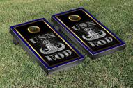 Navy Midshipmen EOD Cornhole Game Set