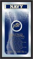 Navy Midshipmen Fight Song Mirror