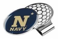 Navy Midshipmen Golf Clip