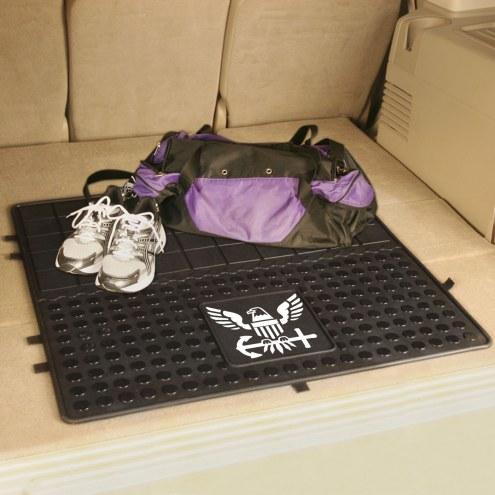 Navy Midshipmen Heavy Duty Vinyl Cargo Mat