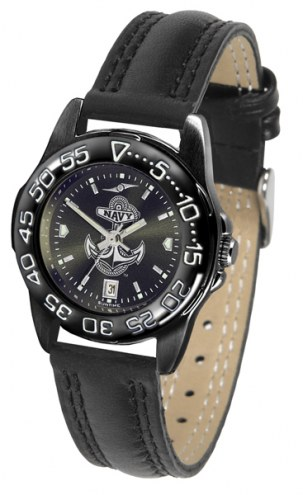 Navy Midshipmen Ladies Fantom Bandit Watch