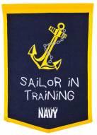 Navy Midshipmen Lil Fan Traditions Banner