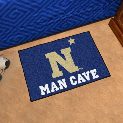 Navy Midshipmen Man Cave Starter Mat