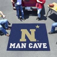 Navy Midshipmen Man Cave Tailgate Mat