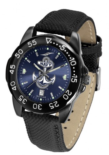 Navy Midshipmen Men's Fantom Bandit AnoChrome Watch