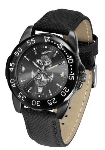 Navy Midshipmen Men's Fantom Bandit Watch