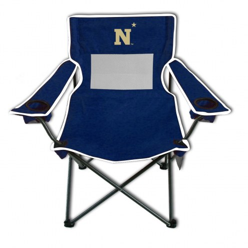 Navy Midshipmen Monster Mesh Tailgate Chair