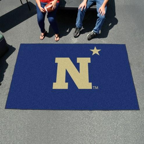 "Navy Midshipmen ""N"" Ulti-Mat Area Rug"