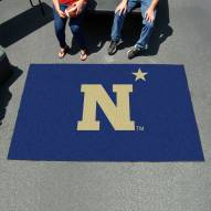 "Navy Midshipmen ""N"" Ulti-Mat Area Rug"